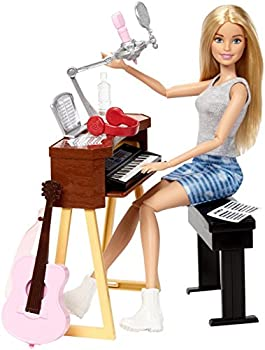 Barbie Musician Doll & Playset, Blonde 0