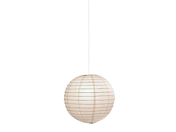 Moderna Lámpara de techo en forma de bola esférico de papel ...