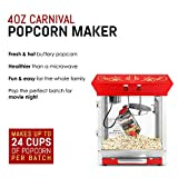 Maxi-Matic Tabletop Popcorn Popper Machine with