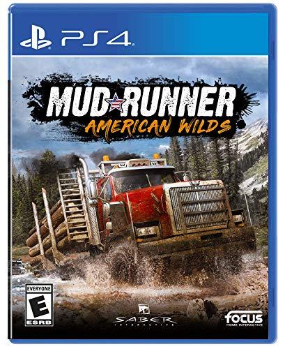 Mudrunner - American Wilds Edition - PlayStation 4