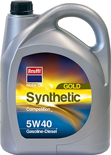 Krafft - Aceite motor synthetic gold sae 5w40 5l