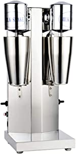 Electric Milkshake Maker, 110V 18000RMP Commercial Stainless Steel Milk Shake Machine