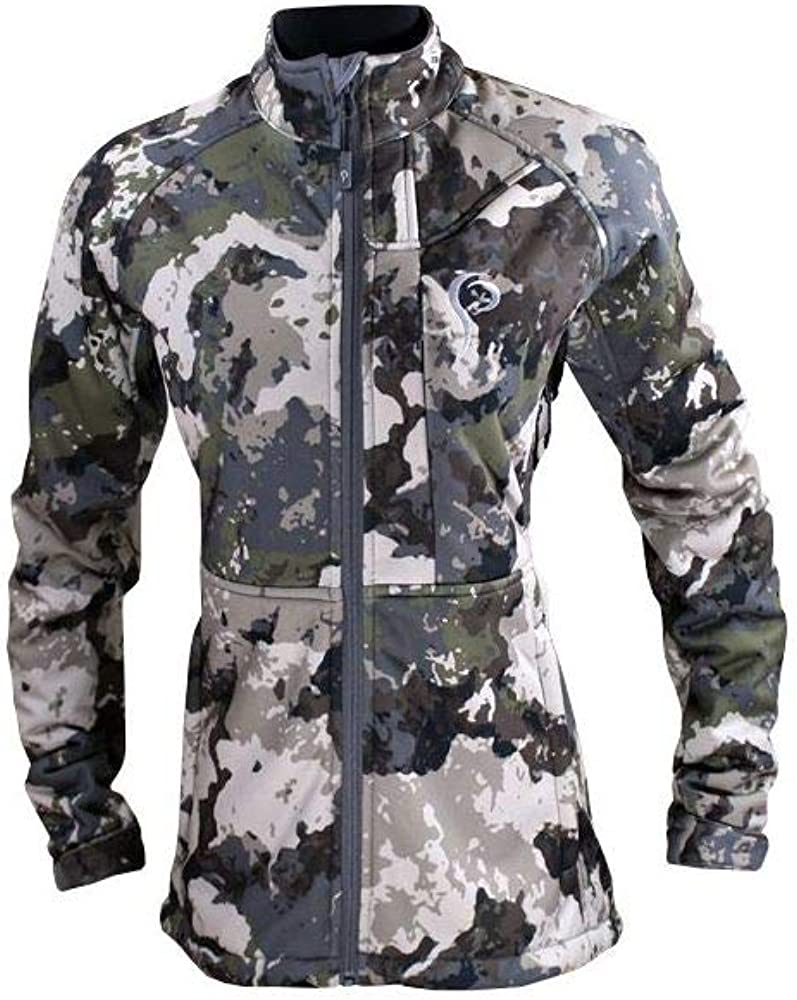 Prois Torai Performance Jacket-  Women's Midweight Hunting Coat: Clothing