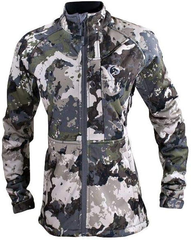 Prois Torai Performance Jacket- Women's Midweight Hunting Coat: Clothing