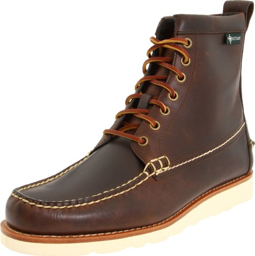 Eastland Men's Sherman 1955 Edition Collection Boot,Oak,9.5 D US