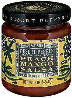 product image for Desert Pepper Peach Mango Salsa 16 Oz (Pack of 6) - Pack Of 6