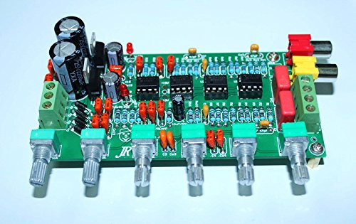 Generic Red crown tiara tiara 5532 high-fidelity 2.1 subwoofer pre-tone plate Third Edition