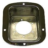 yj fuel filter - Crown Automotive RT34089 Fuel Filler Bezel