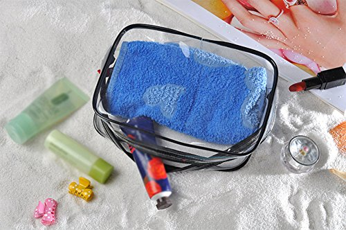 Cosmetic Bag Clutch Multifunction 1 Bag Fashion Bag Cosmetic Holiday Transparent Handbag Pcs Storage Fansi Bag Gifts Bag Womens zq48Aq6x