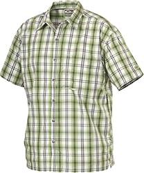 Weekender Short Sleeve Plaid Shirt (M)