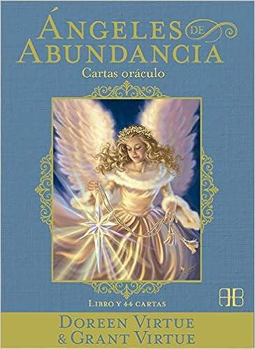 Angeles de abundancia. Cartas oráculo: Libro y 44 cartas ...