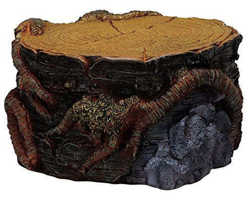 Lemax Spooky Town Large Tree Stump Display Platform Landscaping -