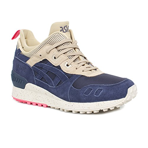 Onitsuka Tiger by Asics Unisex Gel-Lyte MT India Ink/India Ink Sneaker Men's 8.5, Women's 10 Medium