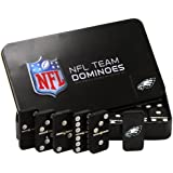 NFL Philadelphia Eagles Domino Set in Metal Gift Tin