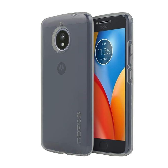 buy popular d4f8d 712a4 Incipio NGP Pure Motorola Moto E4 Plus Case with Clear, Shock-Absorbing  Polymer for Motorola Moto E4 Plus - Smoke