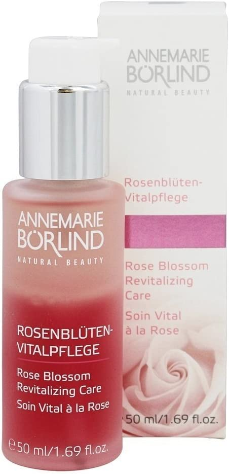 AnneMarie Borlind, Natural Beauty, Rose Blossom Vital Care, 1.69 fl oz (50 ml)