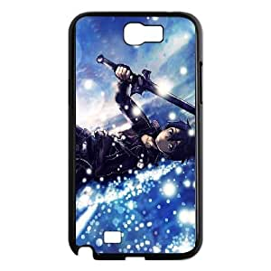 Sword Art Online Samsung Galaxy N2 7100 Cell Phone Case Black K2759498