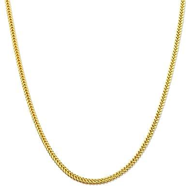 021e421fafdcb LOVEBLING 10K Yellow Gold 2mm 22