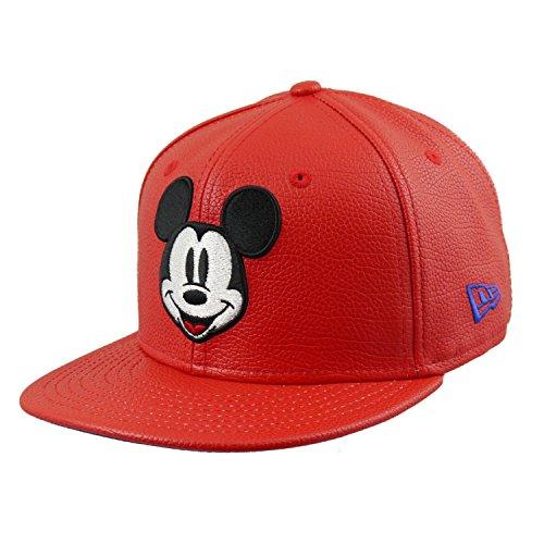 New Era 9FIFTY PU Hero Mickey Mouse Cap - Sml/Med (54.9 cm - 59.9 cm)