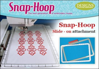 7x12 Snap-Hoop 5 For Babylock Ellisomo Gold Ellegante Embroi