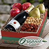 Organic Sonoma Celebration Fruit Gift