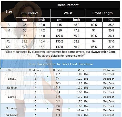 ADOME Cover Ups for Swimwear Women Swim Coverup Oversized Striped Beachwear