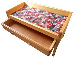 Doll Changing Table Fits an 18 to 20 Inch Doll