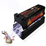 ASprint Electronic Rat Trap, High Voltage Emitting Mouse Rodent Traps, Powerful and Effective