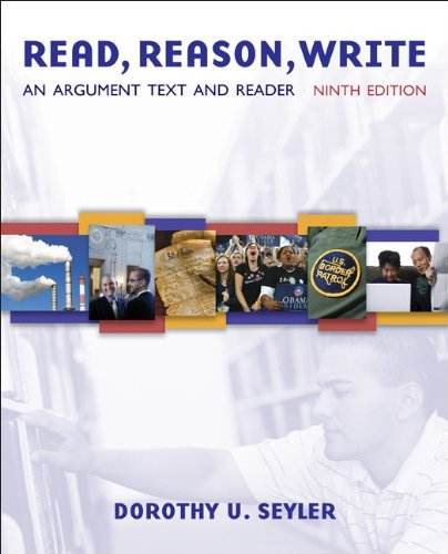Read, Reason, Write 11E MLA 2016 Update
