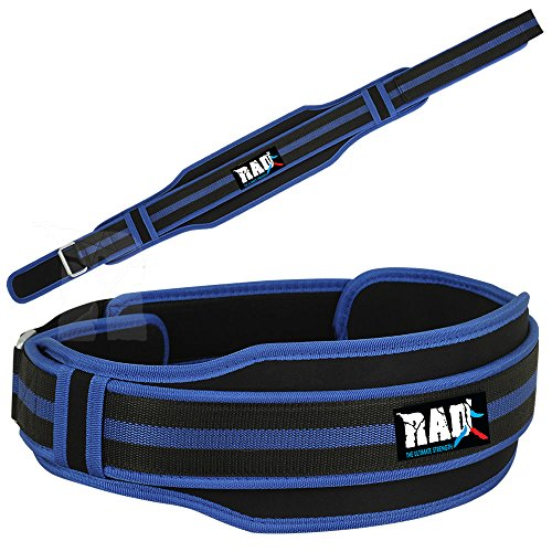 RAD Lifting Neoprene Exercise Bodybuilding
