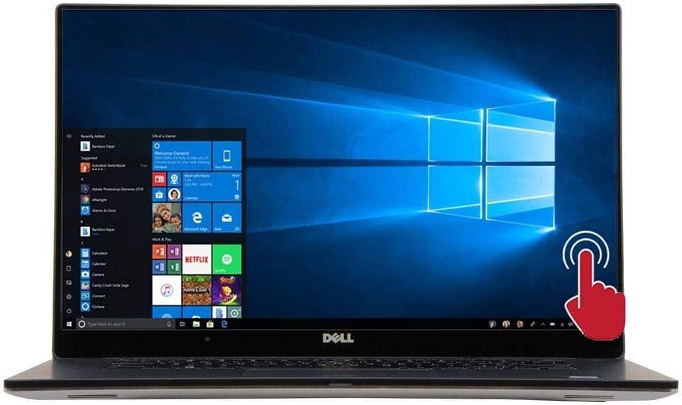 "Dell XPS 9570 15.6"" 4K UDH i7-8750H 16GB RAM 512GB SSD GeForce GTX 1050Ti Gaming Laptop Windows 10 Home"