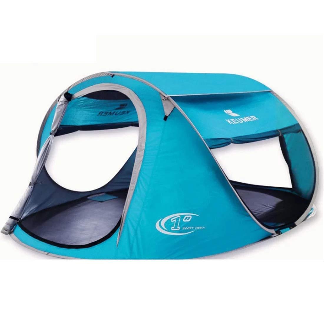 Kunliyin YY1 Automatisches Zelt für 3 Personen oder 4 Personen für Wildcamping