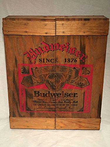 budweiser-wood-crate-9-compartment-display-shelf-w-doors