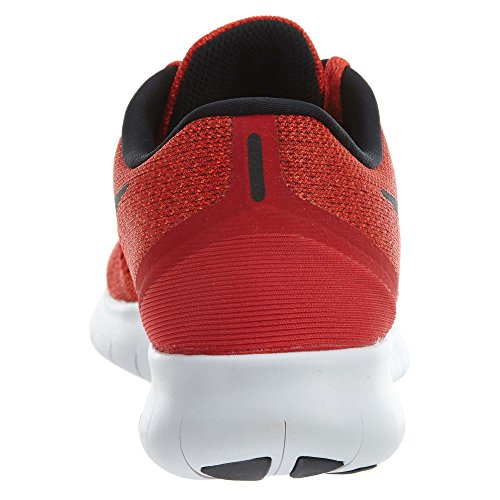 Nike Free Rn, Men's Training Running Shoes Red (Unvrsty Red / Blck-ttl Crmsn-wht)