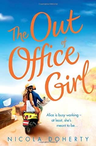 book cover of The Out of Office Girl