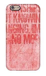 Iphone 6 HNAfcEN7107IQGAF Quote Tpu Silicone Gel Case Cover. Fits Iphone 6