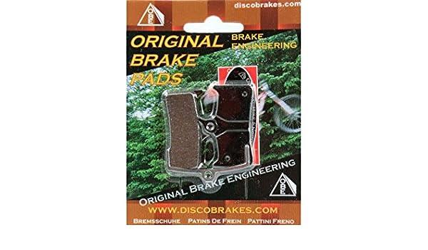 4 Shimano Saint BR-M810 Zee M640 Disc Brake Pads D01S D02S Compatbl Ceramic Pro