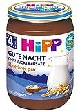 HiPP Haferbrei pur Bio, 6er Pack (6 x 190 g)