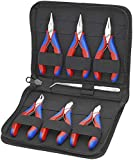 KNIPEX 00 20 16 7-Piece Electronic Pliers Set