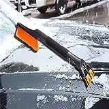 VT BigHome Snow Ice Scraper Shovel Removal Brush Winter