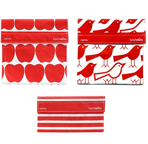 Lunchskins Reusable Coordinating Sandwich Stripe product image