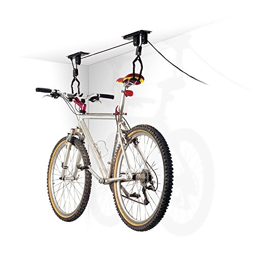 Discount Ramps BL-71122 1-Bike Elevation Garage Bicycle Hoist