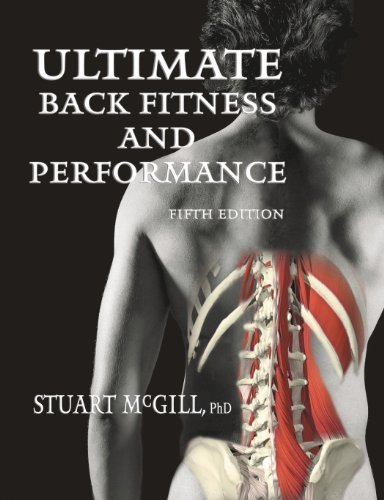 Ultimate Back Fitness and Performance [Stuart McGill] (Tapa Blanda)