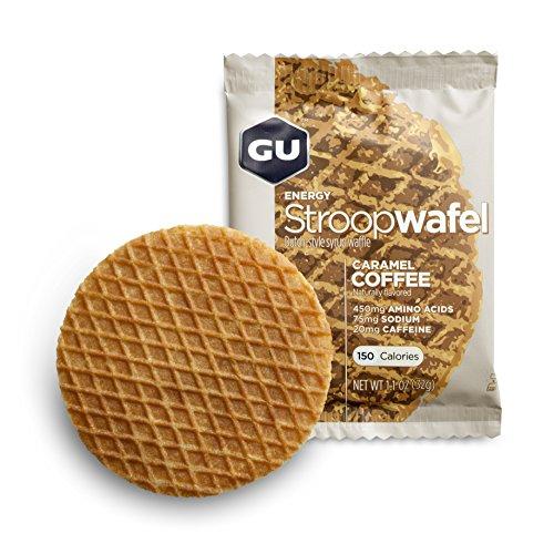 GU Energy Stroopwafel Nutrition 16 Count