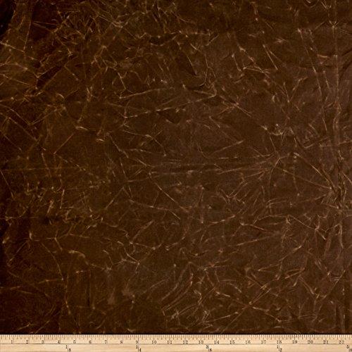 9.9 oz Waxed Canvas Dark Brown Fabric By The Yard