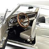 Dodge 1966 Charger Hemi 426 Citron Gold Metallic