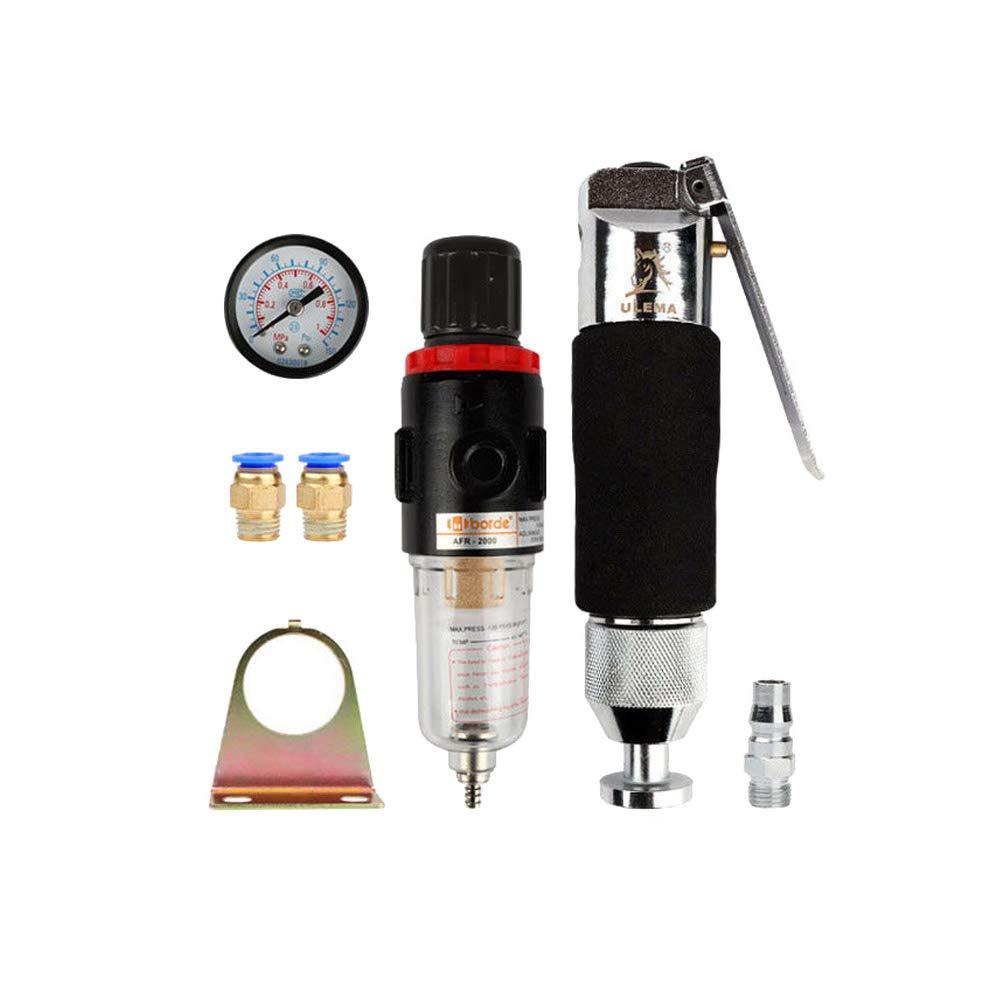 Pneumatic Massage Hammer Air Power Shoes Hammer with Filter Regulator 5500BPM