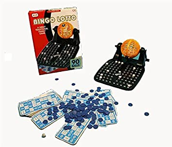 takestop® Bingo - Lote de 48 Cartas de 90 números, Juego de Mesa ...