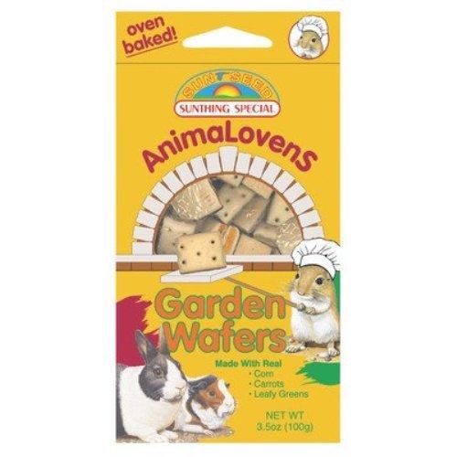 Sun Seed Company Animal Lovens Garden Wafers 3.5oz