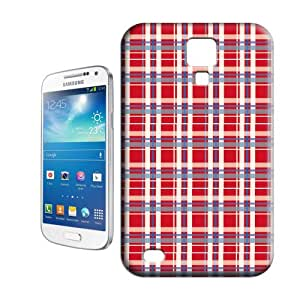 Natalie Works Unique Design Classical Red Stripes TPU Hard Cases for Samsung Galaxy S4 Hot Sell Protective Case
